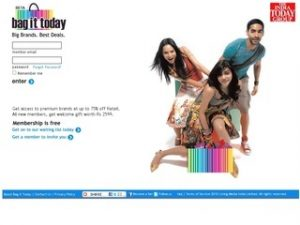 India Today Group and other shopping websites conducting