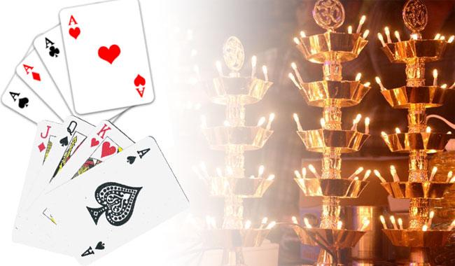 Gambling on diwali sports books gambling