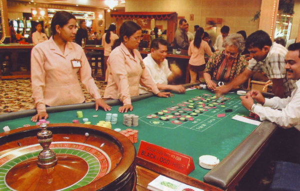 Indian casino royalties zoloft gambling addiction