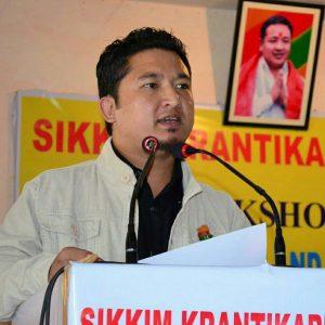 Navraj Gurung, General Secretary, SKM