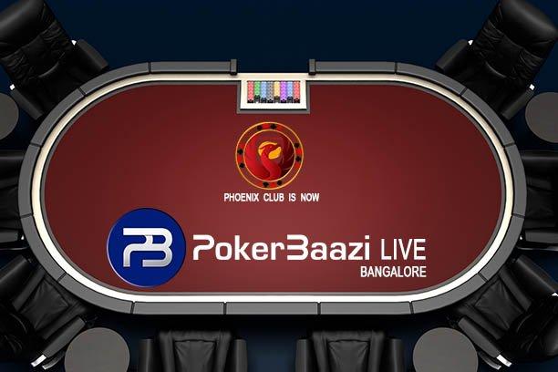 Pokerbaazi Launches New Live Poker Room In Bengaluru Glaws India