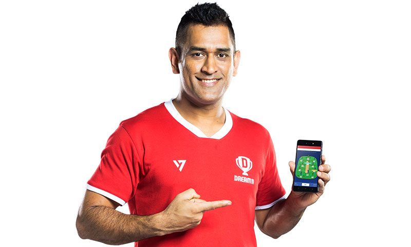 MS Dhoni joins Dream11 as brand ambassador - Glaws India