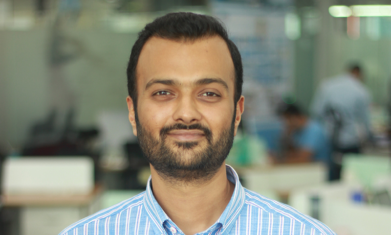 Feature: Dream11 CEO Harsh Jain discusses his company's