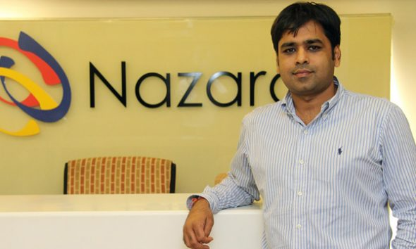 Nitish Mittersain Managing Director Nazara