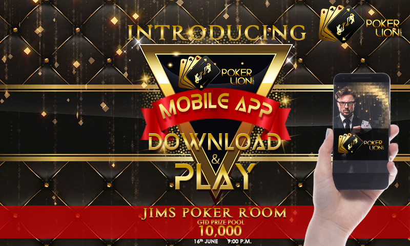 PokerLion launches its android app with a Rs  10,000