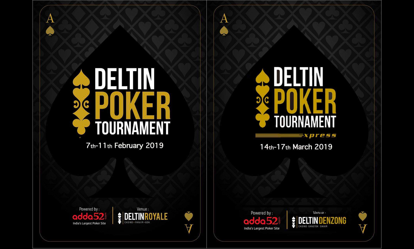 Deltin Poker Tournament Feb March 2019 Schedules Announced
