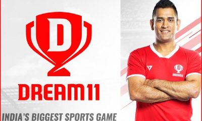Dream11 becomes official partner of BCCI