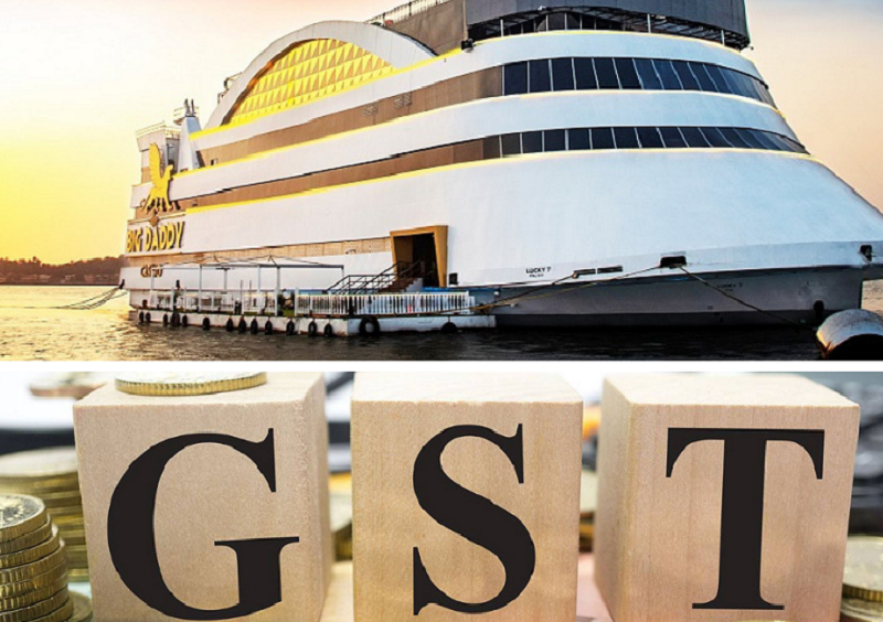 GST Council rejects rate cut demand by casinos