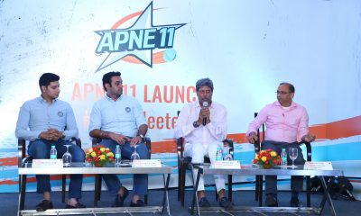 Apne11 launch Lalit Hotel New Delhi
