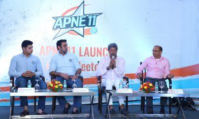 Apne11 launch Lalit Hotel New Delhi