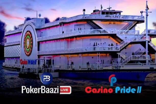 PokerBaazi Live at Pride 2