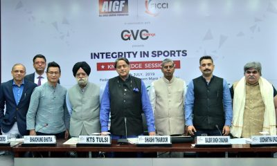 AIGF FICCI knowledge session on sports integrity and legalising sports betting