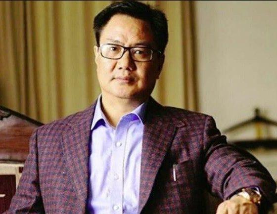 Sports Minister Kiren Rijiju on legalising betting