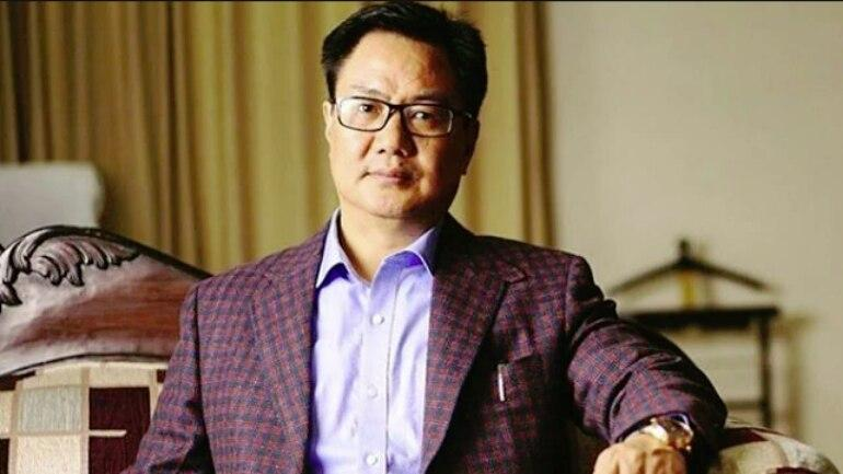 Sports Minister Kiren Rijiju on legalising betting, lotteries