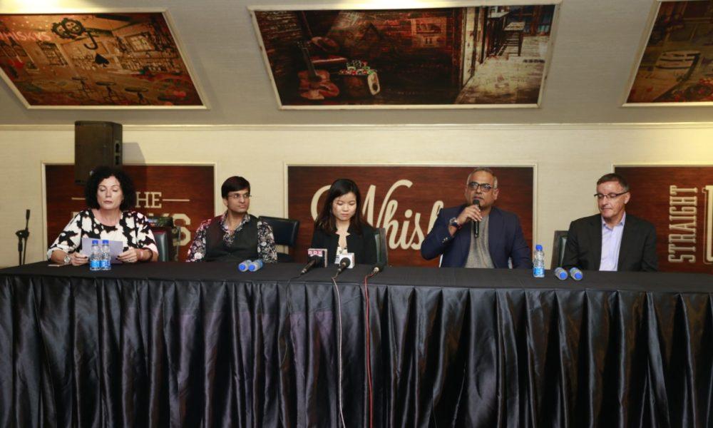 WPT India organising team