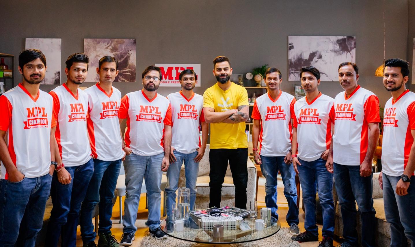 Meet Virat video campaign