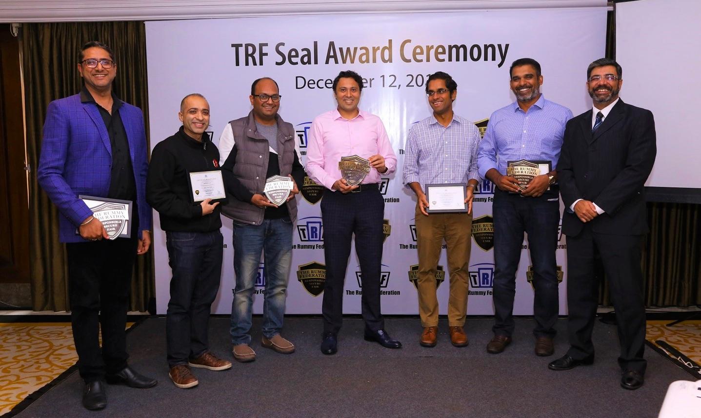 TRF Dynamic Seal