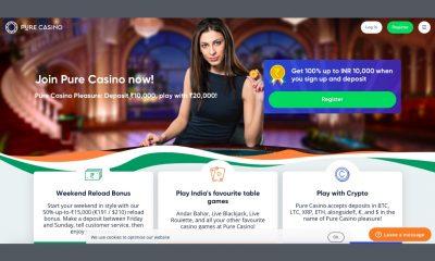 Pure casino
