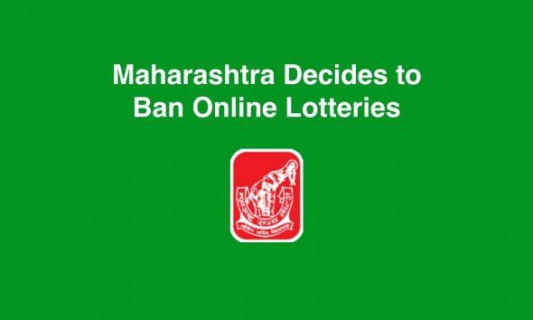 Maharashtra online lottery ban