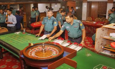 Dhaka - Anti gambling Act
