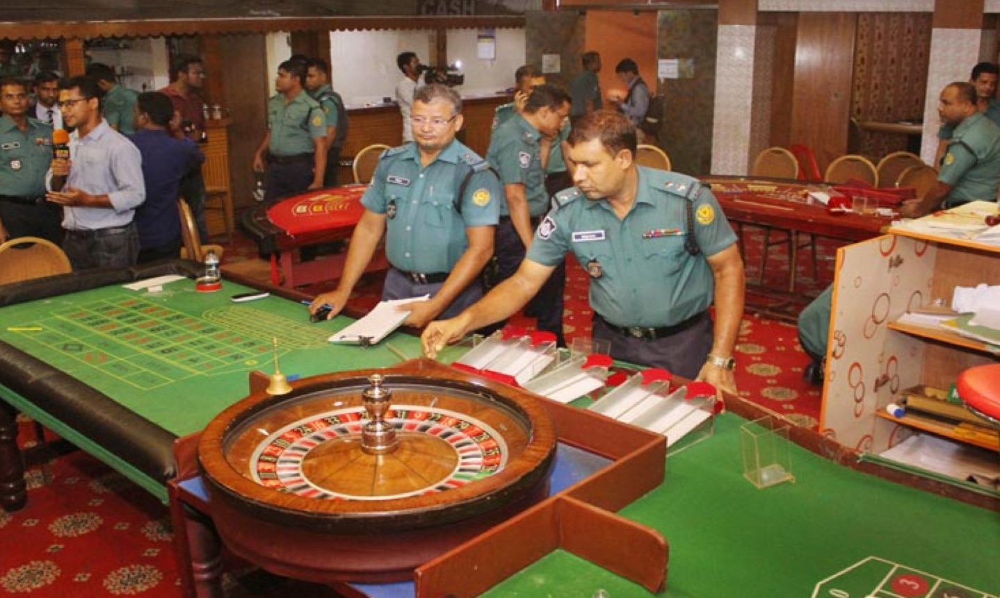 Dhaka - Anti gambling Act