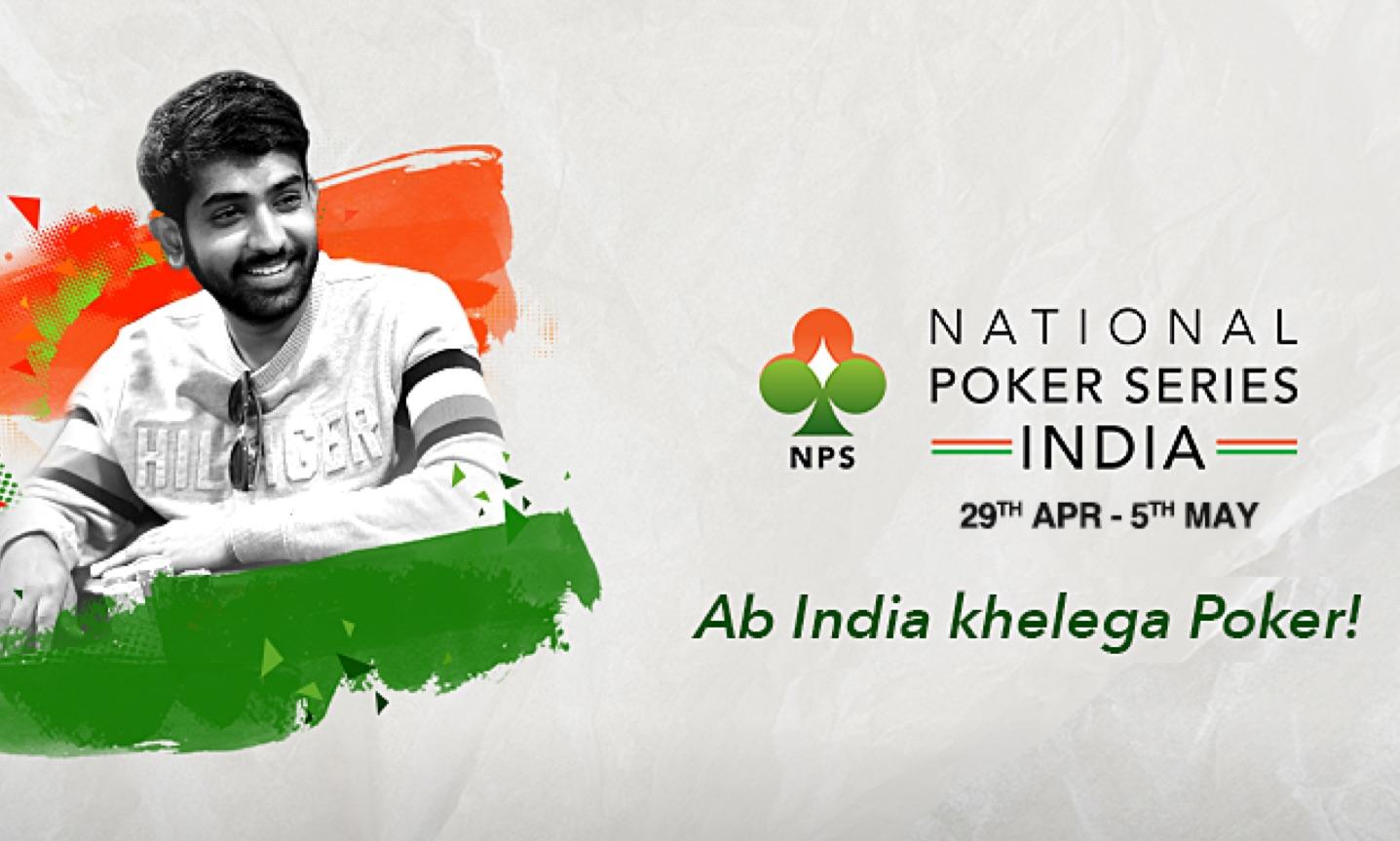 national poker series 2020 india
