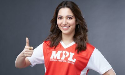 MPL brand ambassador Tamannaah bhatia