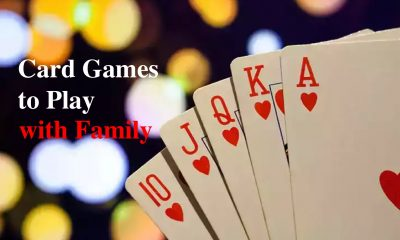 card games to play with family