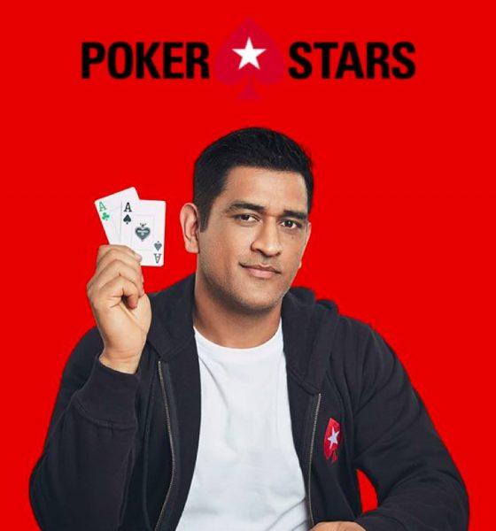 MS Dhone_PokerStars India